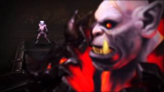 Warlords of Draenor, Battle of Shattrath Cutscene - 60fps HD1080p