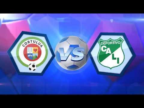PARTIDO SUB 15 Cortuluá  VS Deportivo Cali  agosto 12 DE 2017