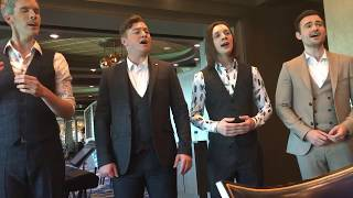 Collabro - Bring Him Home - Acoustic - Stages Festival Cruise -  2018