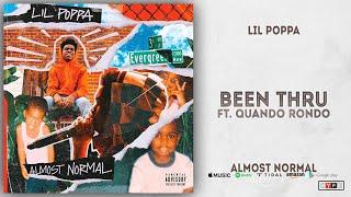 Lil Poppa - Been Thru Ft. Quando Rondo (Almost Normal)