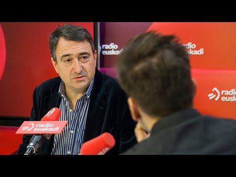 Entrevista a Aitor Esteban en Radio Euskadi