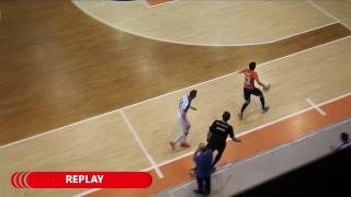 Смотреть видео Суперлига. 19-й тур. «Политех» (Санкт-Петербург) - «Ухта». Первый матч онлайн