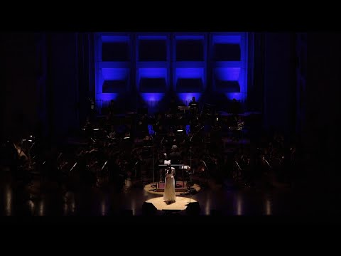 """Aimer「花の唄」LIVE Orchestra ver.(Aimer special concert with スロヴァキア国立放送交響楽団 """"ARIA STRINGS"""")"""