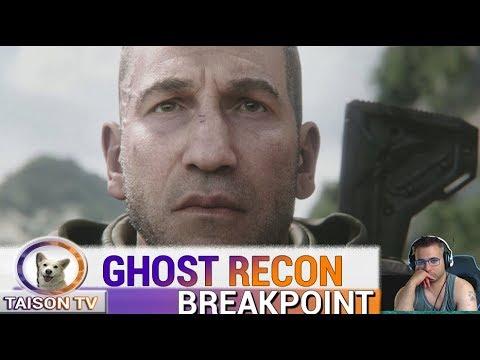 Ghost Recon BreakPoint Reaccion e Impresiones