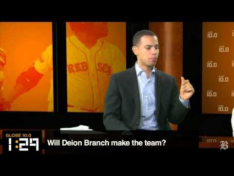 Globe 10.0: Will Deion Branch make the team?