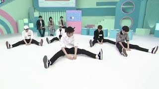 TXT Synchronization is Not Joke (100% Sync) | TXT Dancing CROWN Choreography Using Different Music