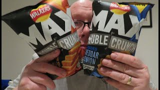 Walkers Max Crunch food review