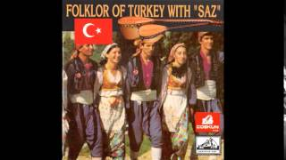 Folklor Of Turkey With SAZ - Bahriye Çiftetellisi