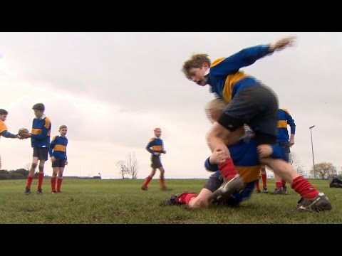 Should we ban tackling in school rugby matches?