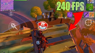 How To Increase Fps On Fortnite Mobile!