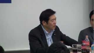 グロービス特別セミナー グローバル企業への変革とリーダーシップ~LIXI...