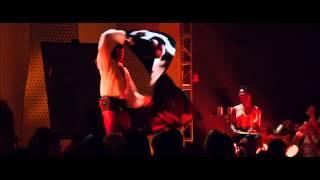 Magic Mike XXL - Tarzan's performance - Kevin Nash
