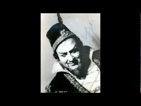"Giuseppe Taddei sings ""Gia mi dicon venal"" from Tosca"