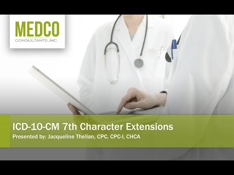 ICD-10-CM  7th Character Extensions