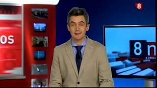 Noticias Primera Edición La 8 Burgos 16-01-20