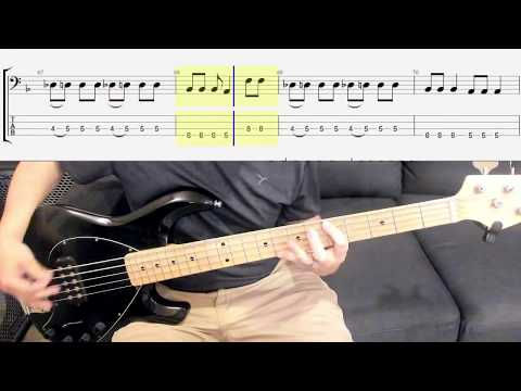 Descendents - Suburban Home - (Bass Cover with Tab) mp3