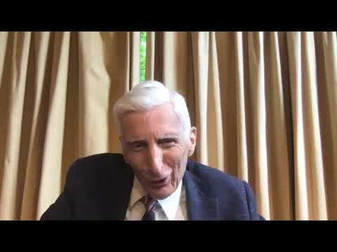 The Astronomer Royal on 'Ethical Science' - SYP interview with Lord Martin Rees