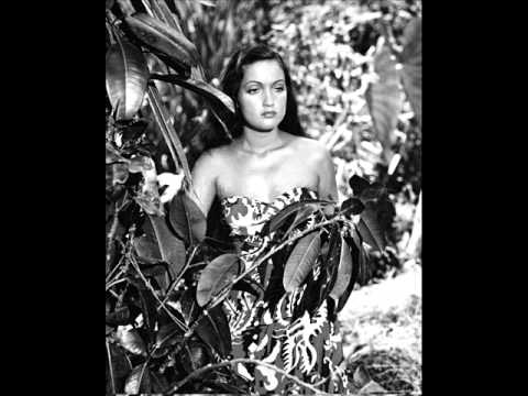 Dorothy Lamour - TONIGHT WILL LIVE