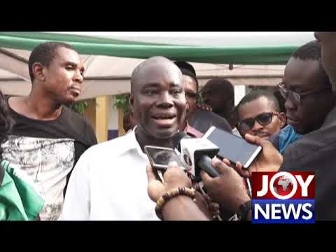 NDC Elects Delali Kwasi Brempong As Candidate. (28-12-18)