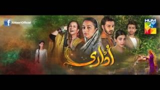 Download UDAARI OST - HADIQA KIANI & FARHAN SAEED (Complete Song) MP3 song and Music Video