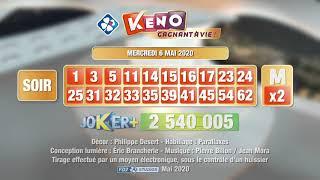 Retrouvez la vidéo du #tirage #Keno gagnant à vie® du 06 mai 2020 sur la chaîne YouTube officielle FDJ®. Les tirages des autres dates sont également ...