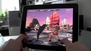[iPad-Game] Bruce Lee Dragon Warrior HD