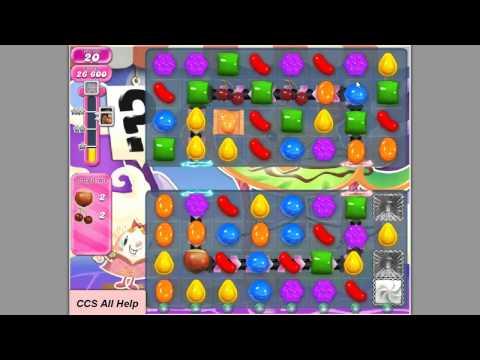 Candy Crush Saga Level 660 No Boosters