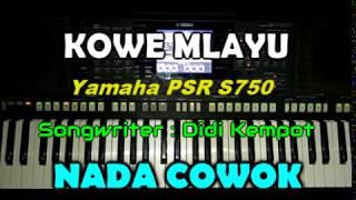 Didi Kempot - Kowe Mlayu (Engkau Lari) [KARAOKE] by Saka