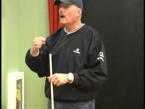 How to clean your pool cue (stick)