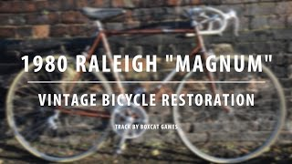 1980 Raleigh