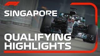 2018 Singapore Grand Prix: Qualifying Highlights