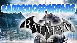 #AddexioSpørFans - Batman