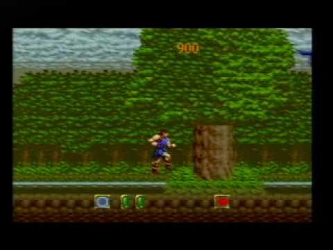 Jewel Master On SEGA Mega Drive (Genesis) Part 1