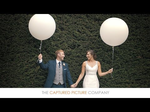 Hannah + Joe's Wedding Highlights - Broyle Place