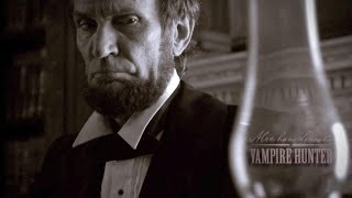 ABRAHAM LINCOLN: VAMPIRE HUNTER original trailer
