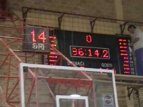 Scoreboard Repair
