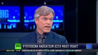 Fukushima Radiation Testing Positive on the West Coast