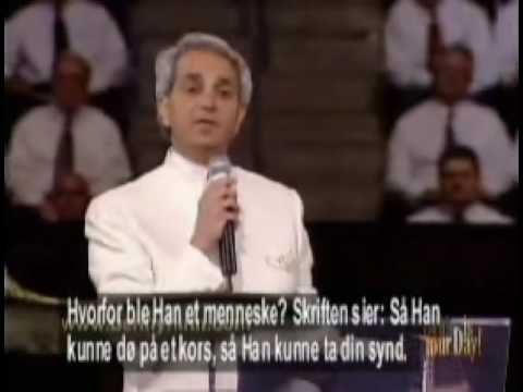 Benny Hinn - Preaching the Gospel of Salvation