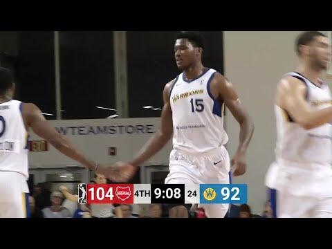 Damian Jones (10 points) Highlights vs. Memphis Hustle