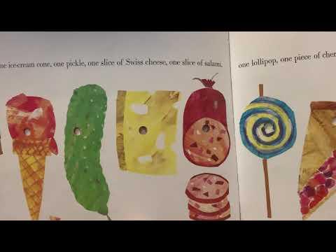 Secret Garden Montessori Miss Melissa Reads The Very Hungry Caterpillar ????