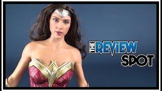 UNBOXING | Hot Toys Batman V Superman Wonder Woman Sixth Scale Figure