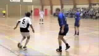 maghi del calcetto - dribbling goal numeri tacco tunnel