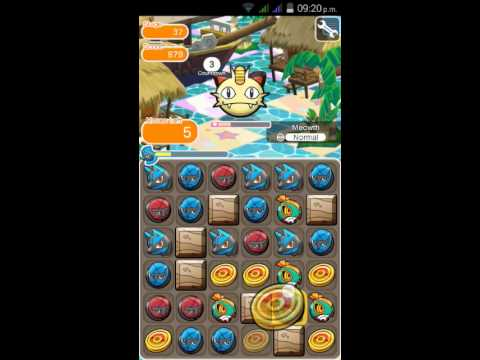 Pokémon Shuffle Mobile Coin Hack [Android&IOS]