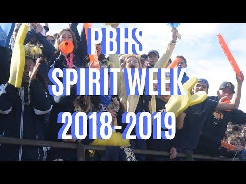 Pine Bush High School - Pep Rally 2018-2019