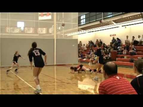 2010 Ursuline Academy of Dallas JV volleyball team