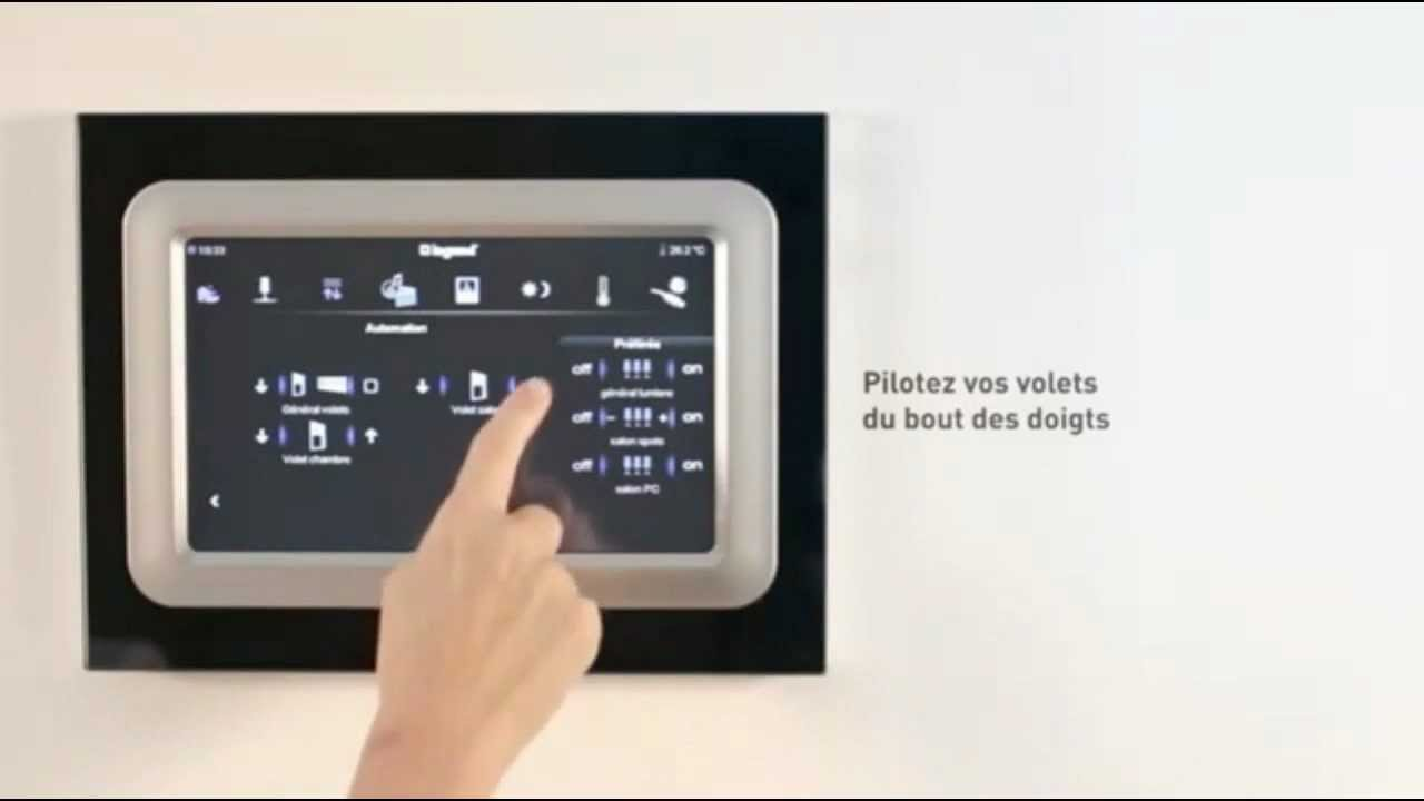 Legrand Home Automation System