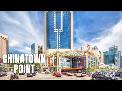 Chinatown Point Singapore to Jalan Kukoh Singapore Travel Guide【2019】