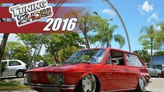 TUNING SHOW BRASIL 2016 - SÃO JOSÉ DOS CAMPOS EM FESTA!