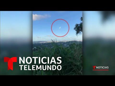 extraña-bola-de-fuego-cae-del-cielo-en-puerto-rico-|-noticias-telemundo