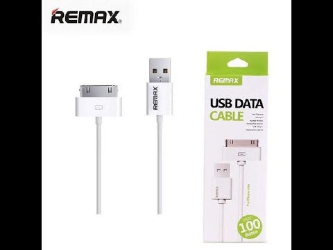 11 iPhone 4 / 4S, iPad Reapair cable - YouTube